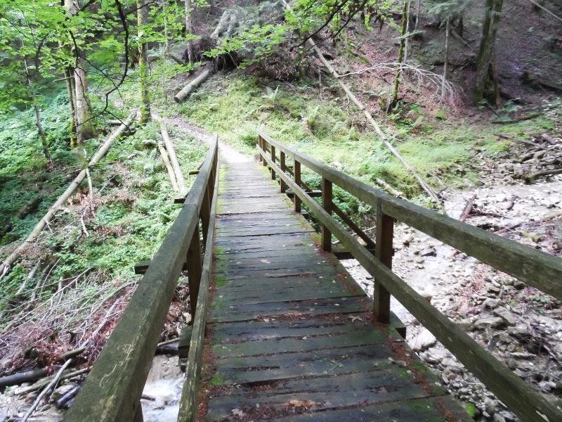Brücke über den Steinbach