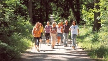 Nordic Walking Freudenstadt - Blau