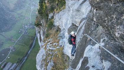 Klettersteig Mürren : Die schönsten klettersteige in lauterbrunnen