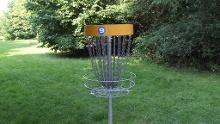 Frisbee®-Disc-Golf Rundweg im Westpark Braunschweig - kostenloser Freizeitspaß
