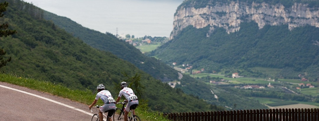Sulla strada per il Monte Velo