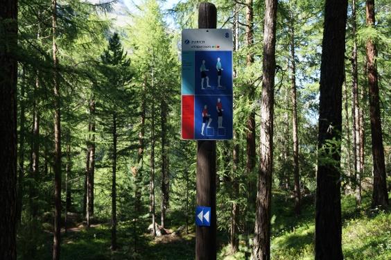 Vita Parcours Zermatt