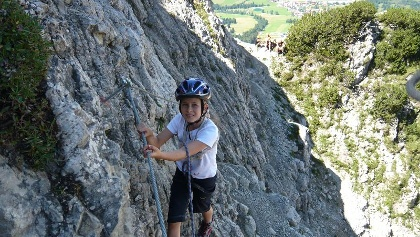 Klettersteig Bavaria : The top via ferrata routes in bavaria