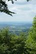 Der Blick vom Weilerwaldkopf.