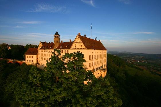 Besuch in Heiligenberg