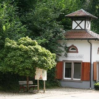 Eingang Erdmannshöhle