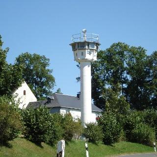 Der Grenzturm im Mödlareuth ist ein Zeuge deutsch-deutscher Geschichte.