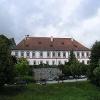 Das 400 Jahre alte Schloss Miltach.