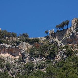 Ruina del Castillo de Alaró