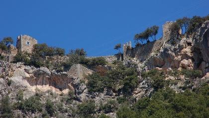 Burgruine von Alaró.