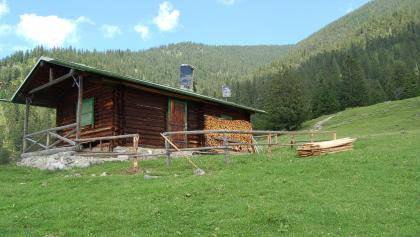 Die Ecken-Hütte.