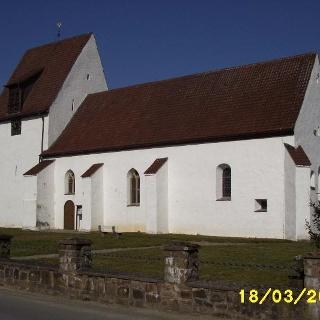Ebangelische St.-Ulricus-Kirche in Börninghausen