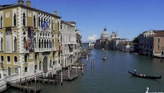 Canal Grande in Venedig G. Korzonnek