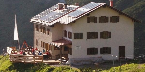 Steinseehütte, 2061m