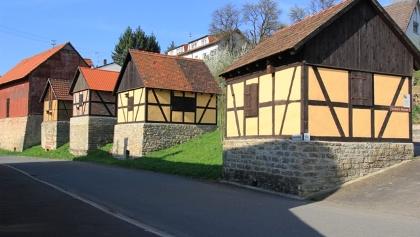 Grünkerndarren in Altheim