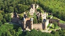 Burgen und Schlösser am Main