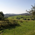 Nochmals bietet sich bei Stadl ein wunderschöner Ausblick.