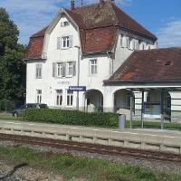 Ziel Bahnhof Niederbiegen