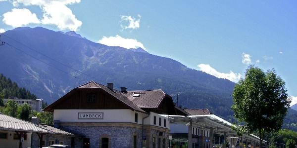 Bahnhof Landeck