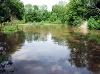 ...idyllischer Waldsee...  - @ Autor: Heinz Obinger  - © Quelle: Hohenlohe + Schwäbisch Hall Tourismus e.V.