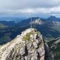 Ponten Gipfelkreuz