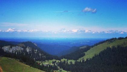 Blick vom Roßkopf
