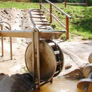 Wasserspielstelle
