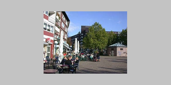 Winterhuder Marktplatz.