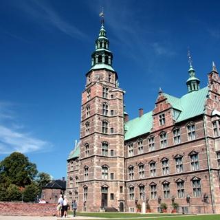 Das Schloss Rosenborg.