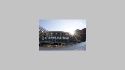 Talstation Stubaier Gletscherbahn