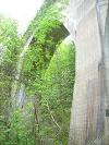 Historische Eisenbahnbrücke.
