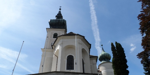 Pfarrkirche zum Hl. Jakobus