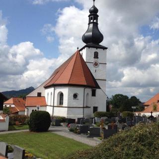 Kirche in Kastl