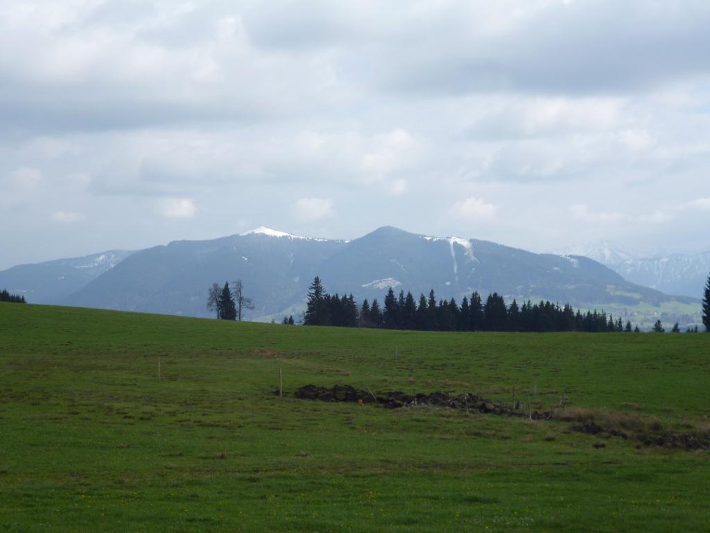 Alpenblick bei Geigersau (Monika Heindl)