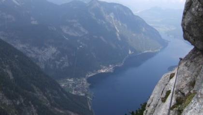 Klettersteig Seewand : Die schönsten klettersteige in hallstatt
