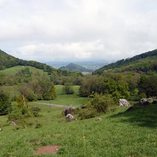 Das Randecker Maar.