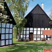 Heimathof im Frühling