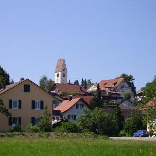Ein Blick auf Herlazhofen.