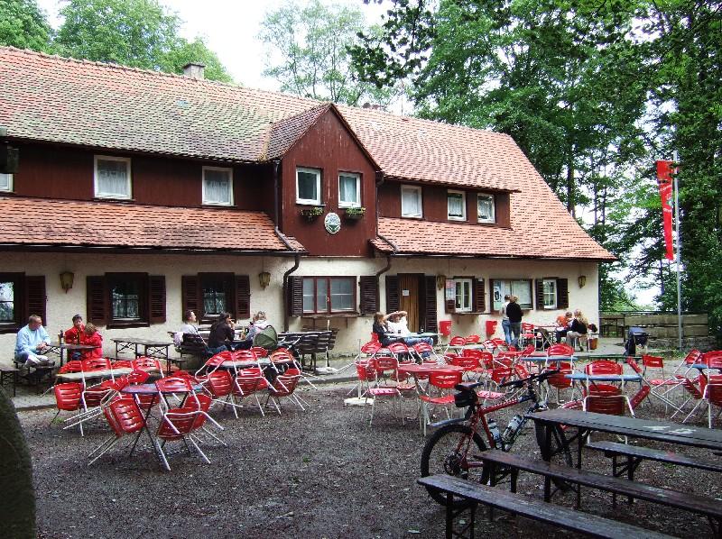 ...am Lemberghaus  - @ Autor: Heinz Obinger  - © Quelle: Hohenlohe + Schwäbisch Hall Tourismus e.V.