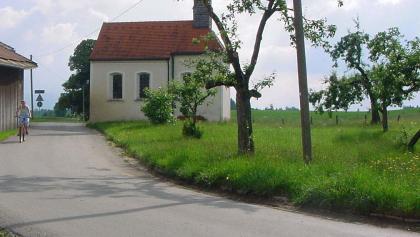 Die Kirche in Abrain.