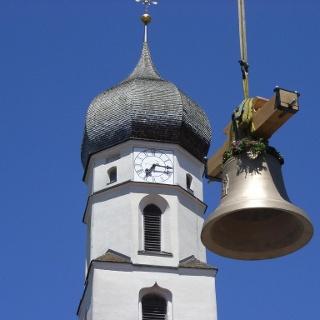 Glockenweihe in Antdorf