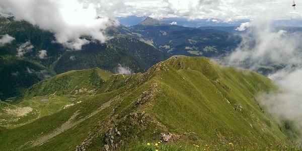 Cresta del Monte Luco