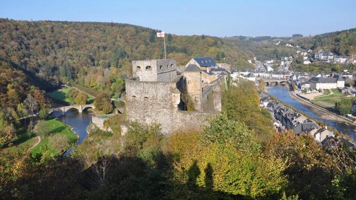 Die Burg von Bouillon