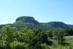 Blick auf den Gräbelesberg.