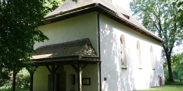 St. Michael Kapelle auf dem Heiligenberg
