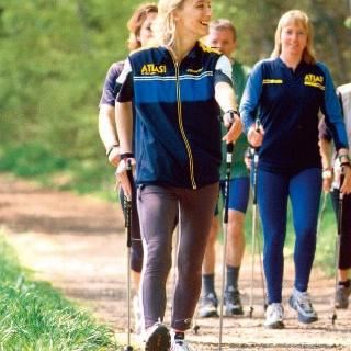 Nordic Walking zählt zu den gesündesten Sportarten.
