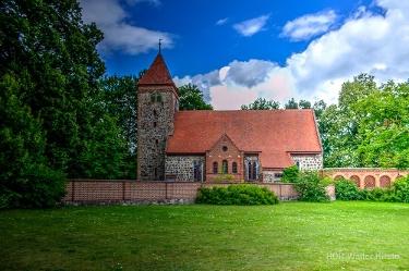 Kirche Radensleben