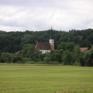 Kirche Niederheining.