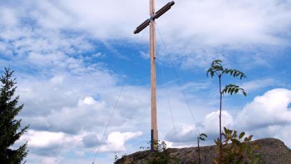 Nebelstein 1017m, Gipfelkreuz