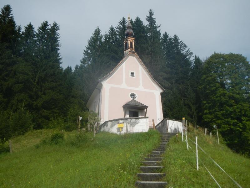 Kapelle in Gosau